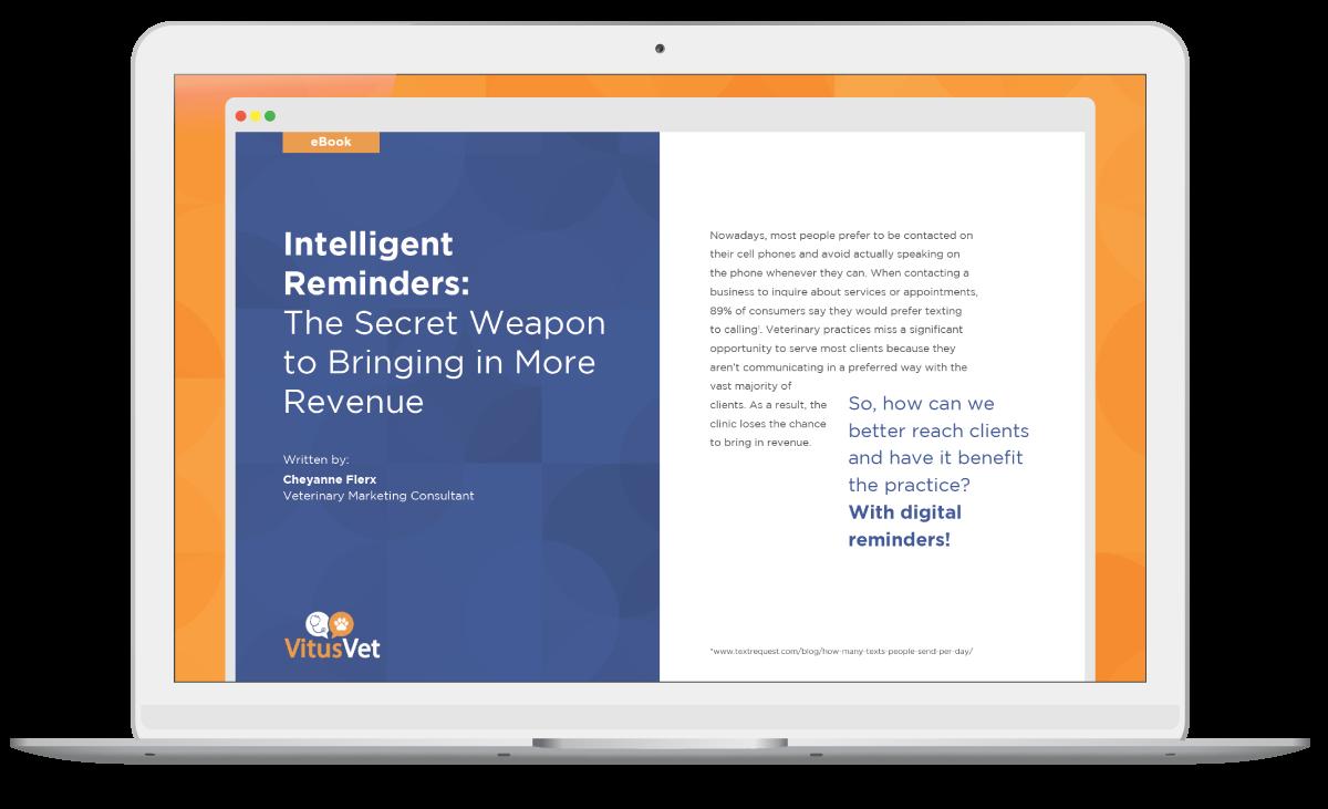 VitusVet-Reminders-eBook-Landing-page